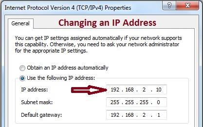Ip camera networking basics