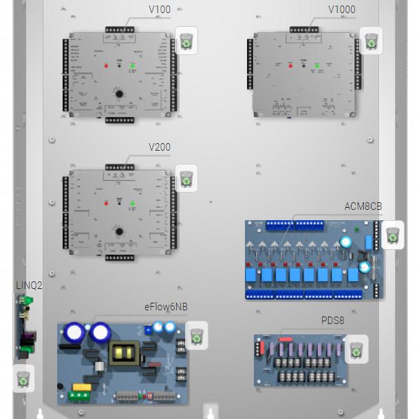 Access Control Door Controllers Guide