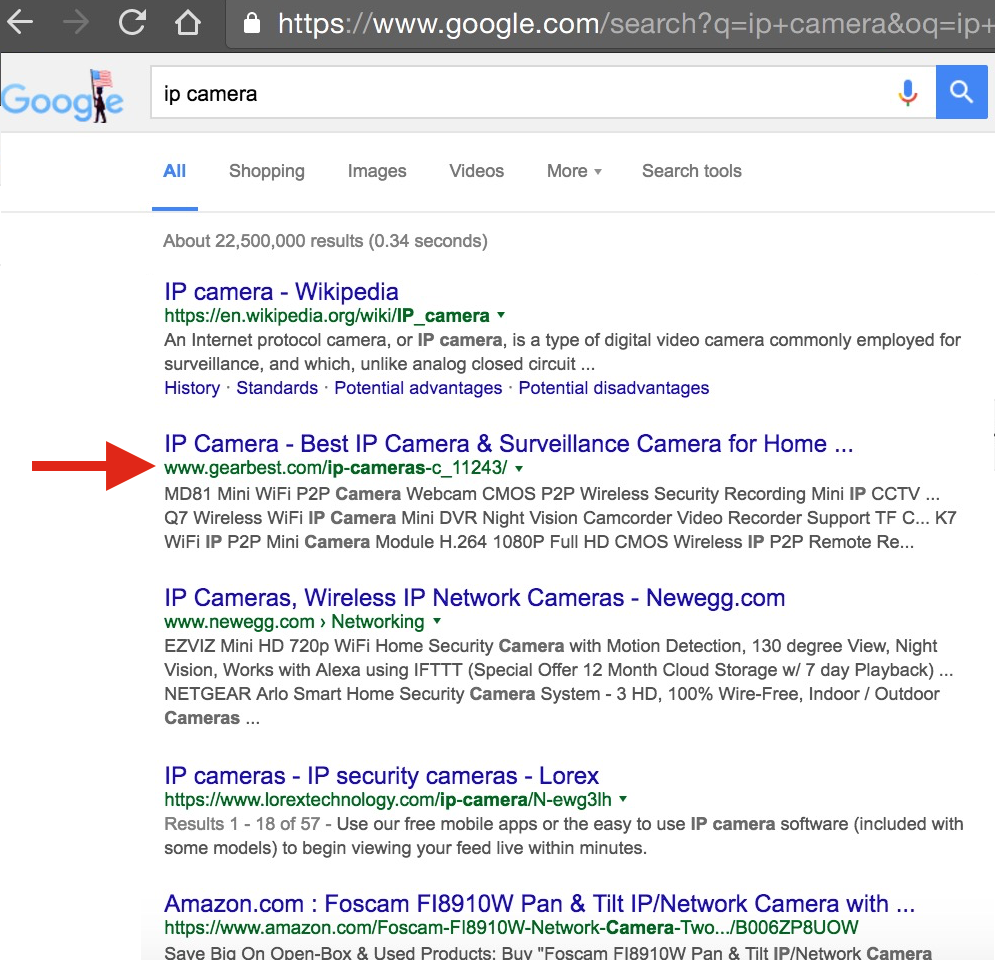Top-Ranked Google Search Retailer Tries To Buy Off IPVM