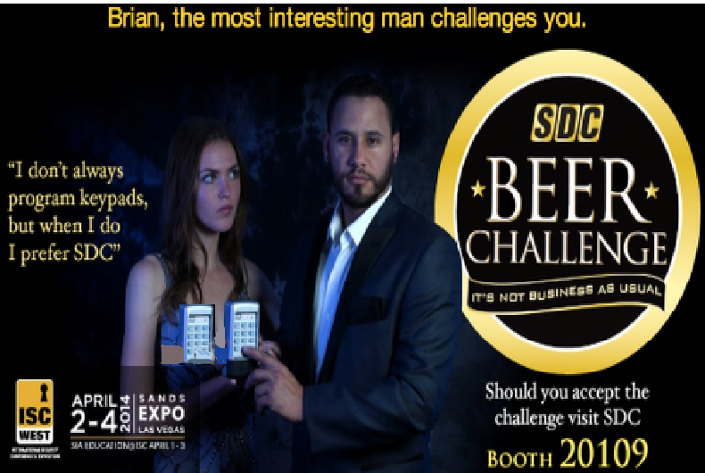 ISC West Ad