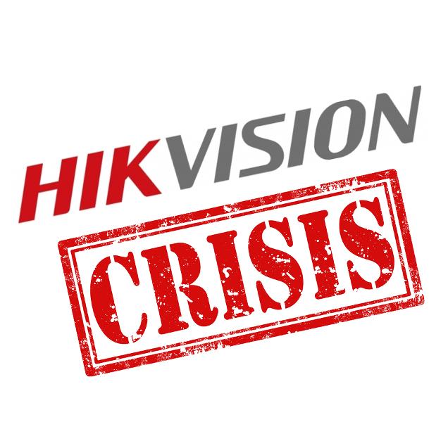 Hikvision Hires Crisis Communication Writer