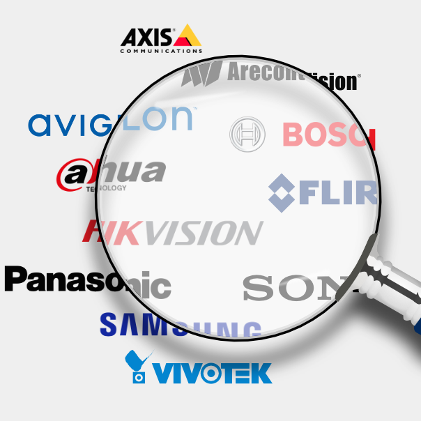 Directory of 40 IP Camera Manufacturer Discovery Tools