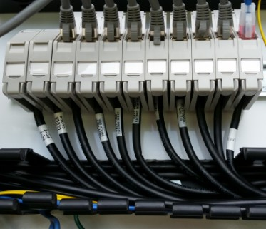 Din Rail Shielded Cabling