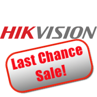 The Last Chance To Save On Hikvision Is Here