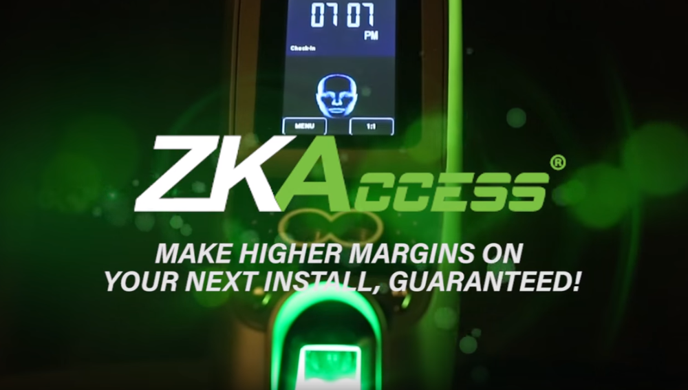 ZKTeco/ZKAccess Company Profile and Higher Margin Guarantee Examined