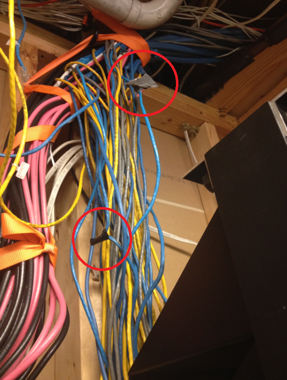 Cable Clutter