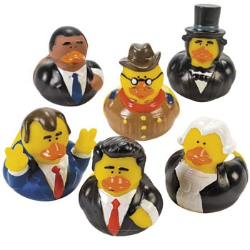 president duckies