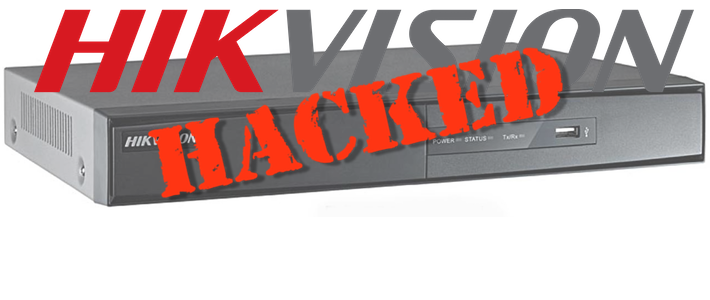 Hikvision Defaulted Devices Getting Hacked