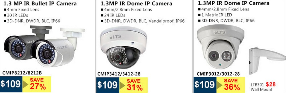LT Security CMIP8212 IP Camera Driver for Windows