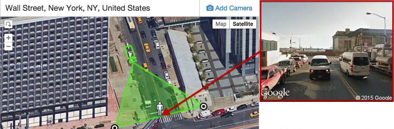 Google Maps Camera Calculator Released