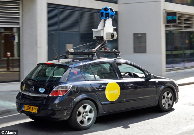 Google Maps Camera Calculator Released on google earth camera car, google street view car, maps car with camera,