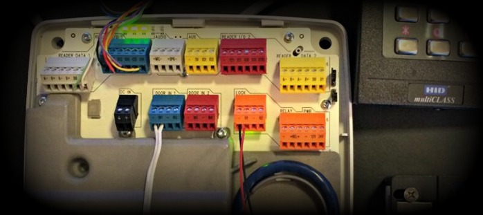 Testing Axis Access Control A1001 And Entry Manager