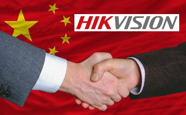 Hikvision First Western Acquisition Alarm Manufacturer