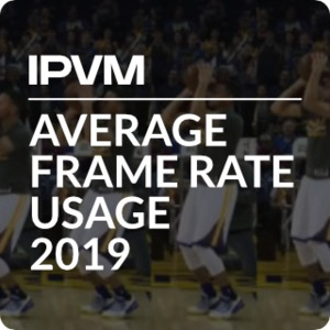Frame Rate Guide for Video Surveillance