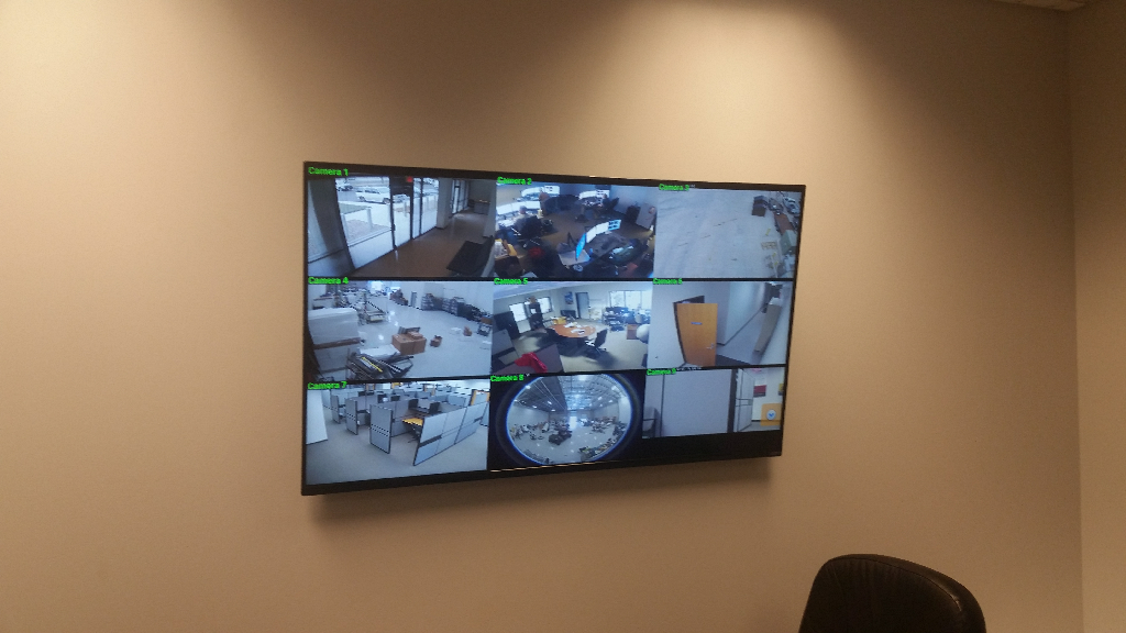 IP Camera Directly To Tv/Monitor