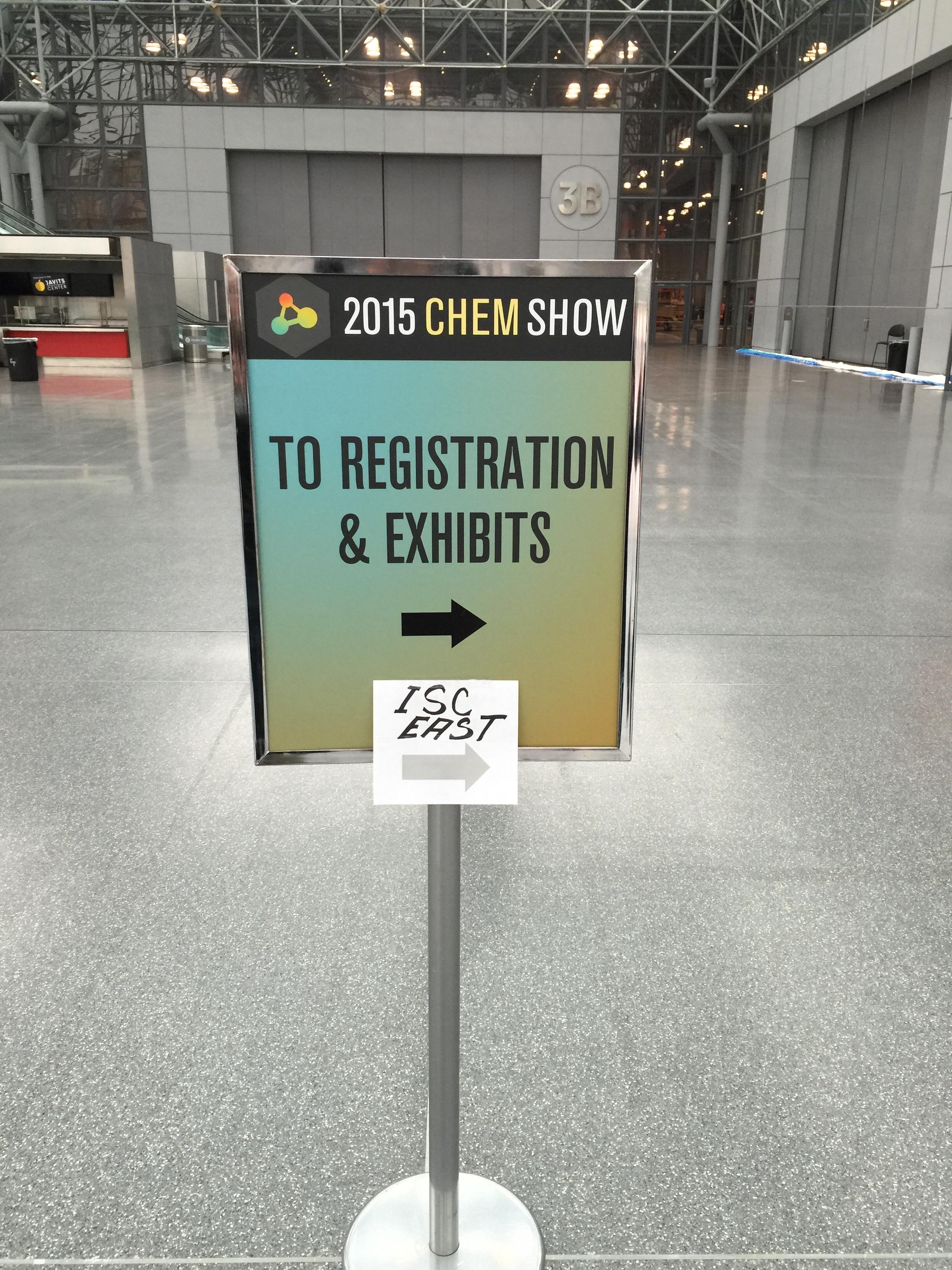 ISC East Registration