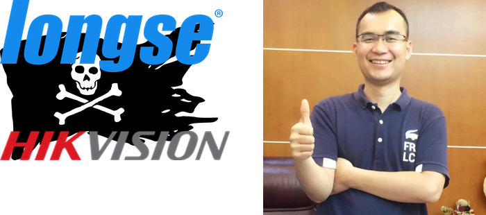 Longse Rips Off Hikvision