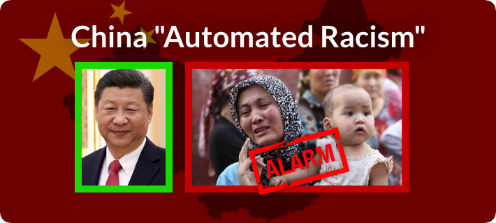 automated racism china