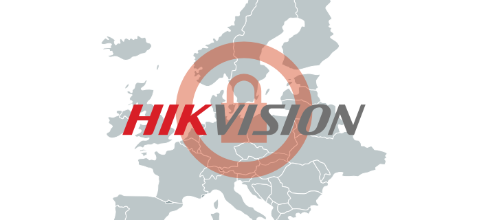 Hikvision Europe Cutting Out Unauthorized End User Sales