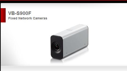 Canon Fixed Camera