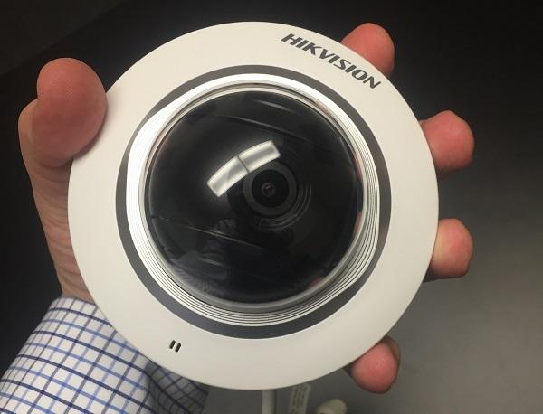 Hikvision 300 Mini Ptz Tested