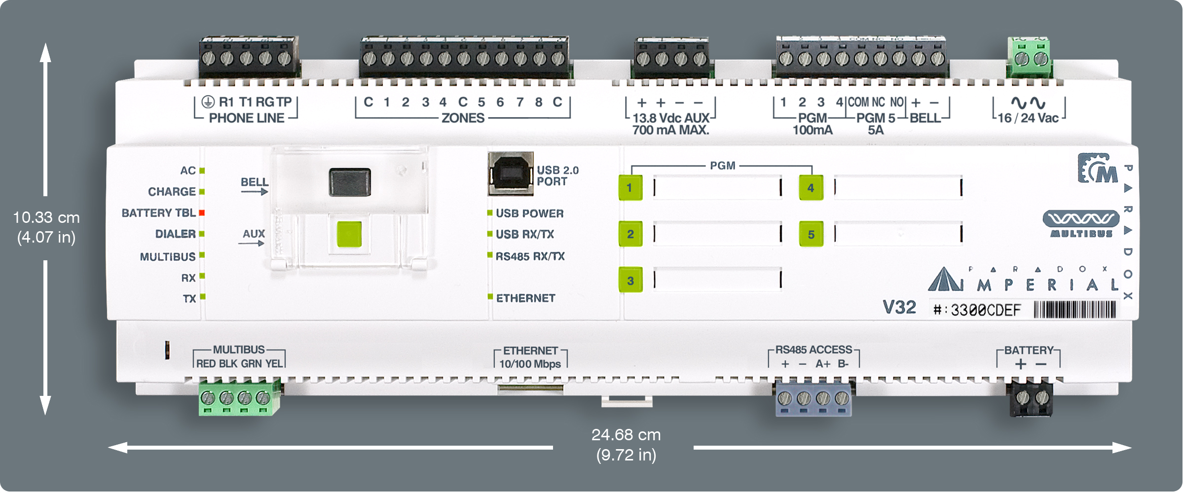 Isonas Opens Up Access Dsx Control Wiring Diagram Here Is A Look At Their Main Controller Component