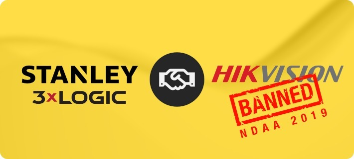Stanley Touts Multi-Million Dollar Investment Into Banned Hikvision