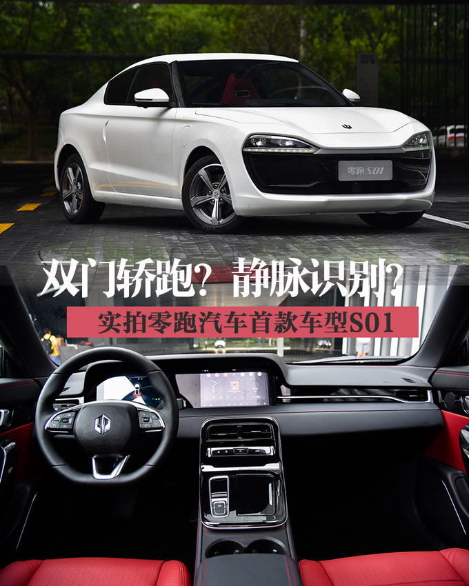 Domestic double-door coupe equipped with vein recognition real shot zero running S01-Figure 1