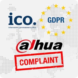 ICO GDPR Dahua Complaint thumbnail
