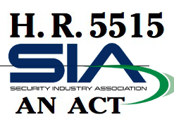 SIA Lobbyists Working On House Bill Ban of Dahua and Hikvision