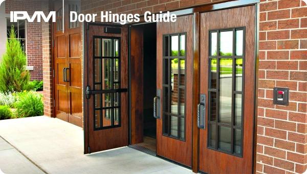 door hinges guide