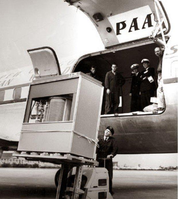 1956 IBM hard drive