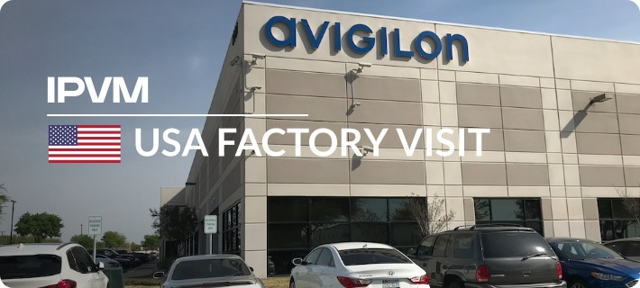 Avigilon USA Factory Visit