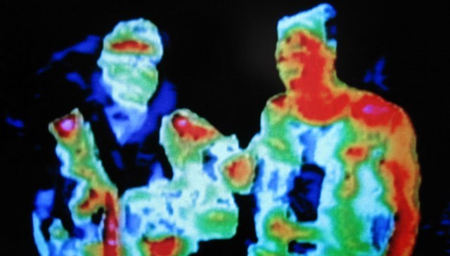 Predator's thermal vision
