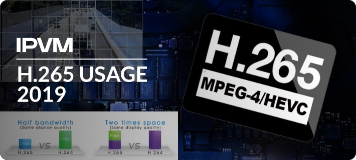 h265 usage statistics