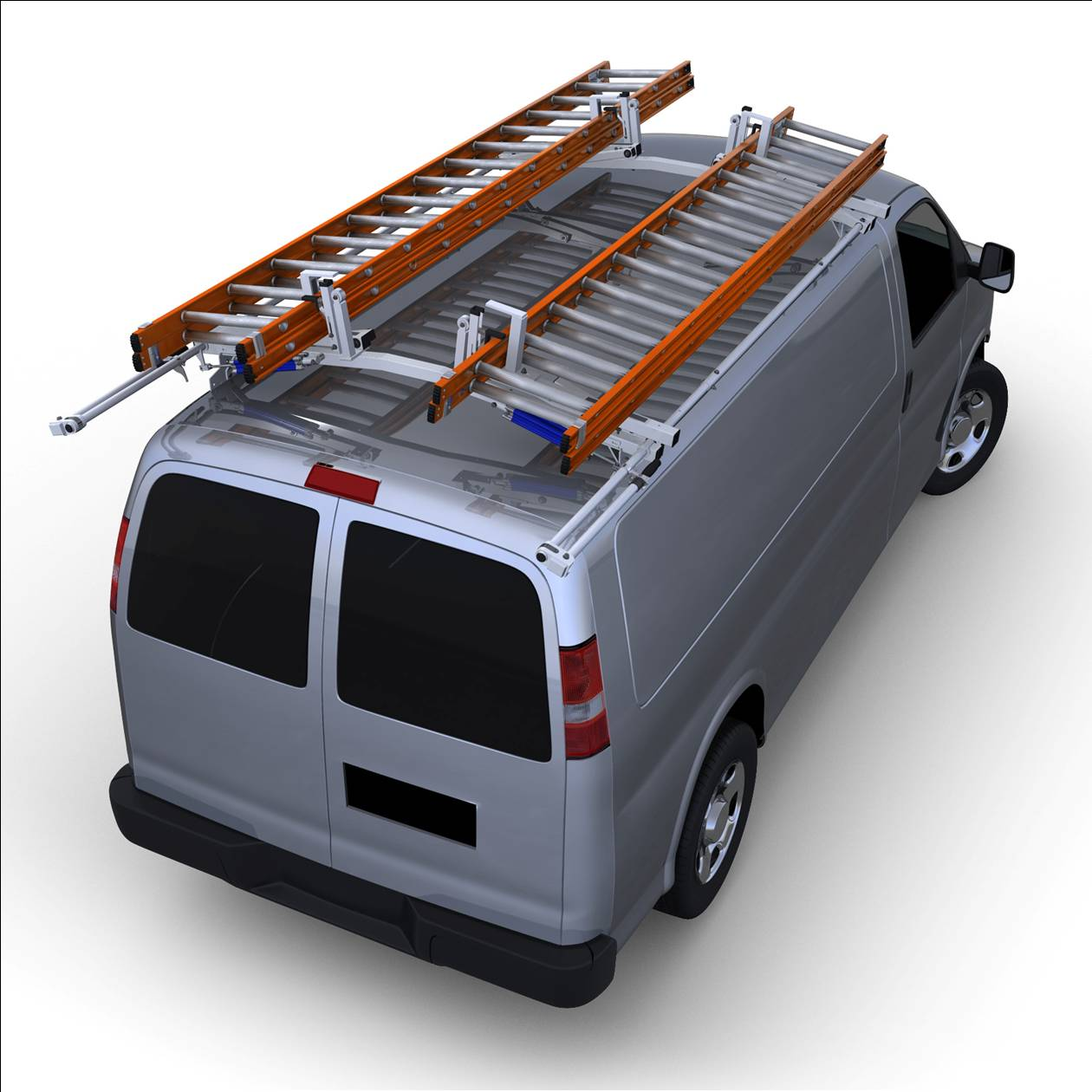 for ladder heavy sprinter suv front design racks max rack aluminum view vans van ranger duty