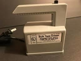 Image result for tape bulk eraser