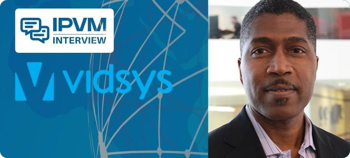VidSys President Narrow Focus
