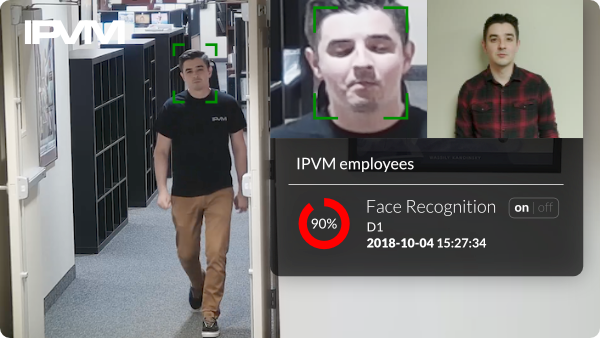 dahua face recognition ipvm