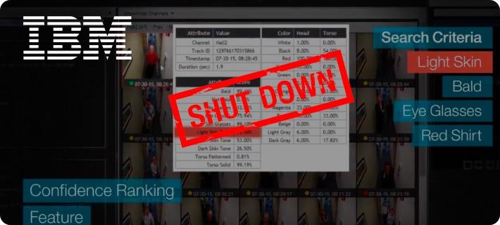 IBM shuts down