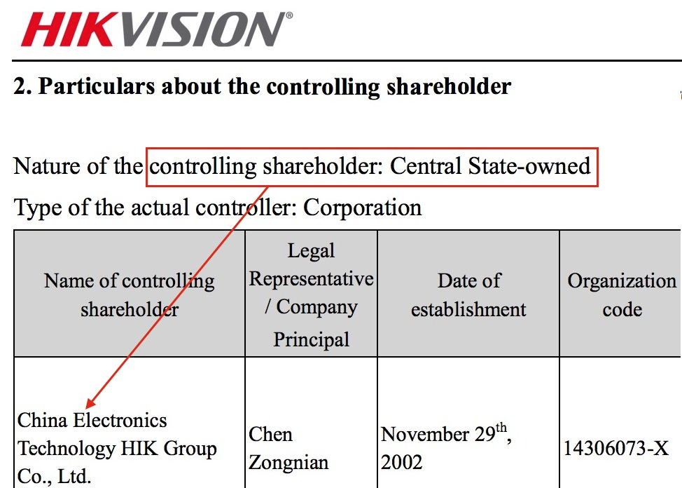 Hikvision Removed From US Army Base, Congressional Hearing