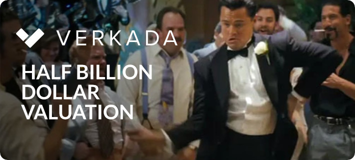 verkada half billion valuation~1
