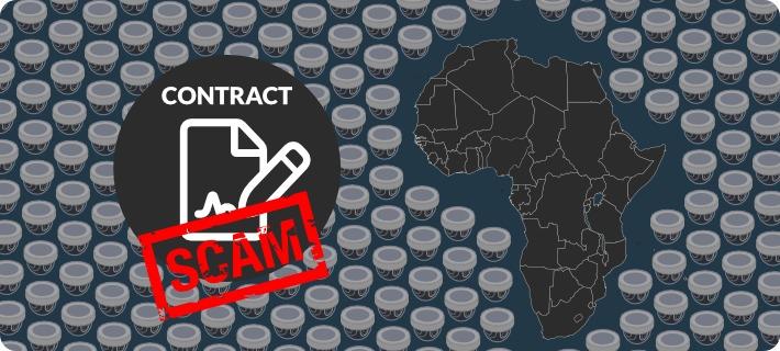 africa ip camera scam