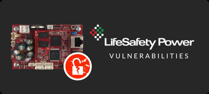 LifeSafety Power NetLink Vulnerability1