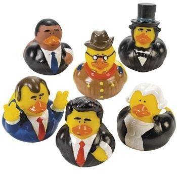 president duckies