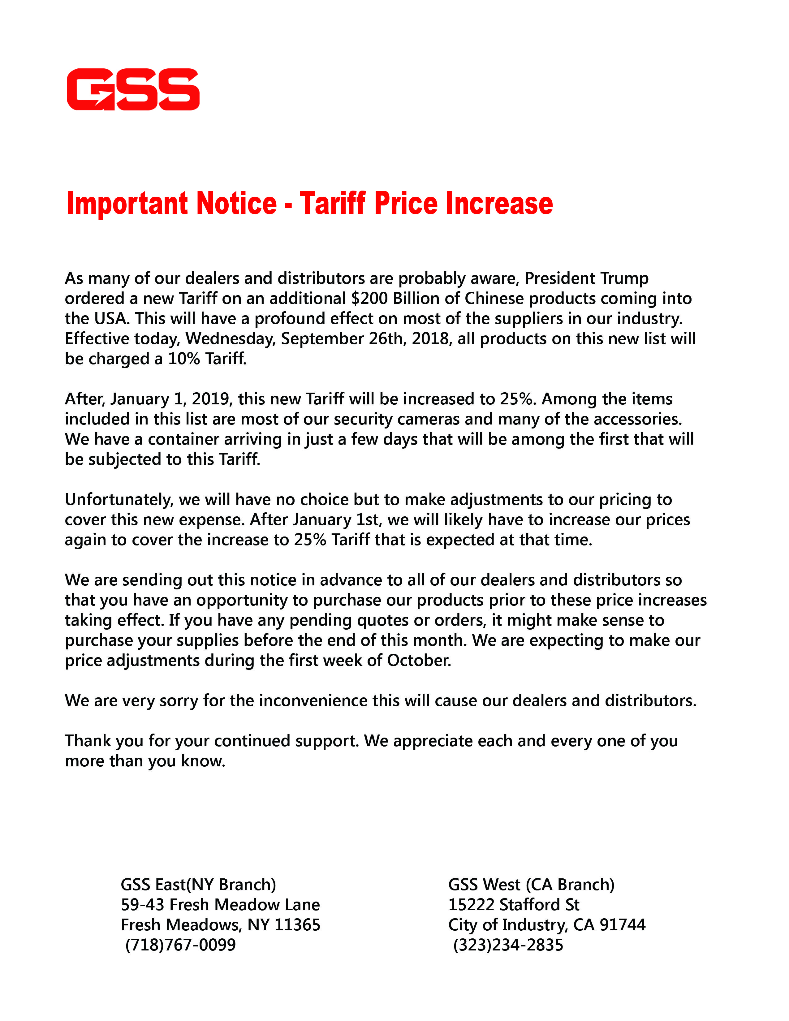 c482d1083 Hikvision OEM Price Increase Email Notice! Did We Finally Hit The Bottom?