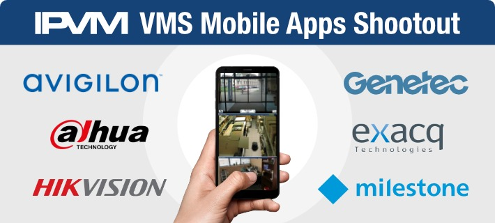 vms mobile apps shootout