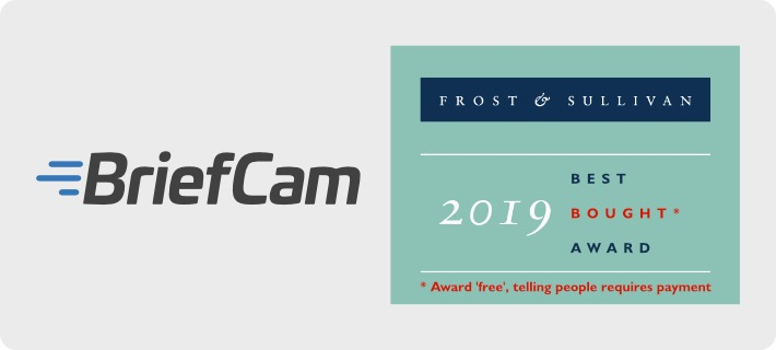 briefcam buys frost award