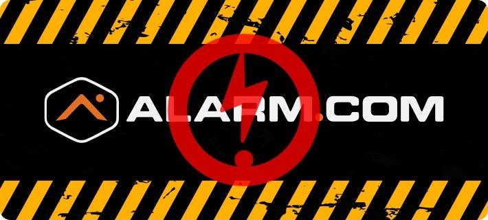 alarm com outage