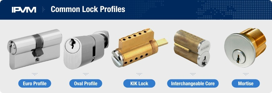 The 5 Major Lock Profiles Guide - Euro, Oval, KIK